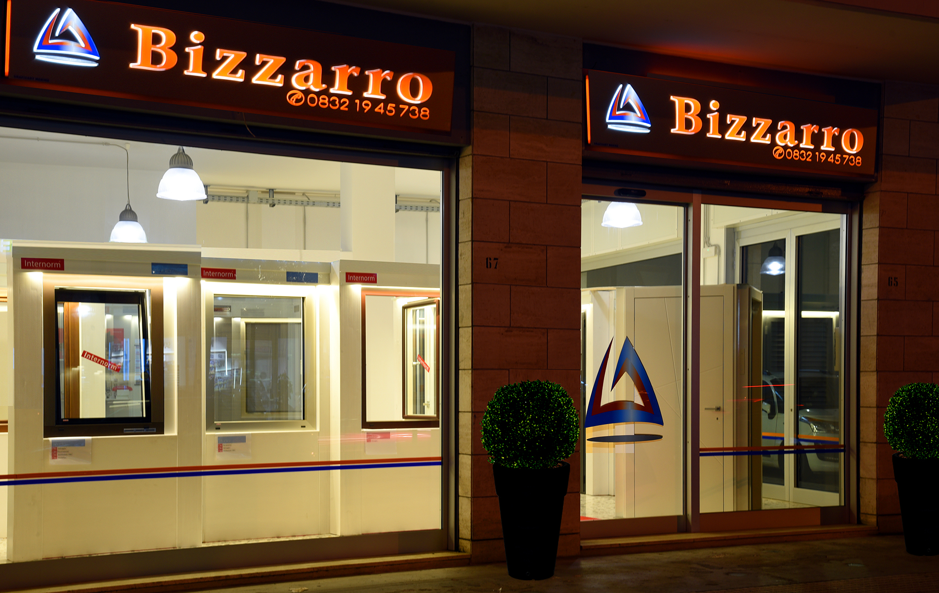 bizzarro showroom