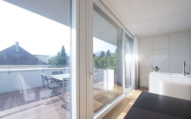 infissi e serramenti pvc grandi vetrate isolamento termico