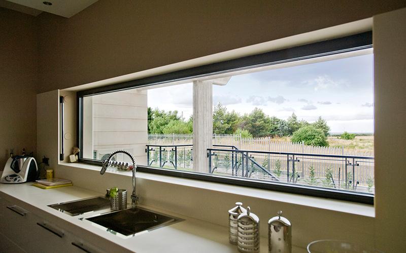 infissi vetro camera risparmio energetico alluminio