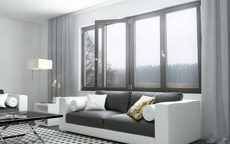 infissi vetro camera risparmio energetico vetrate design legno alluminio