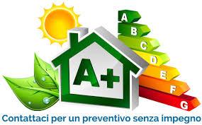 risparmio energetico casa efficente