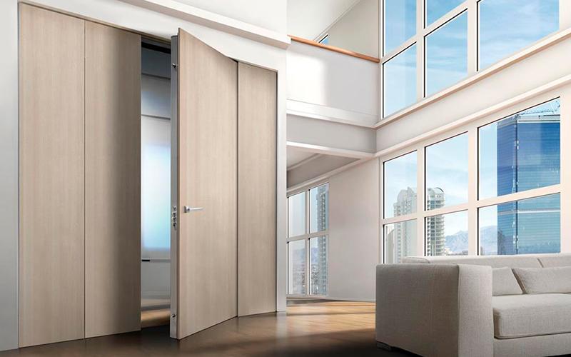 porta blindata con boiserie porta design