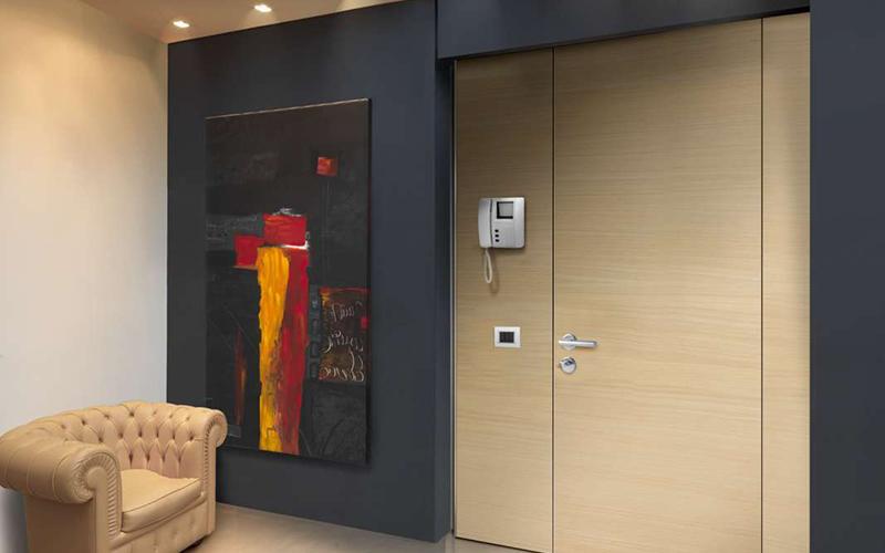 porta blindata porta blindata con boiserie design