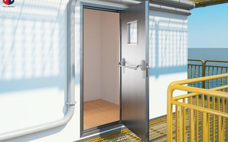 porte di sicurezza porte tagliafuoco maniglione antipanico porta antipanico