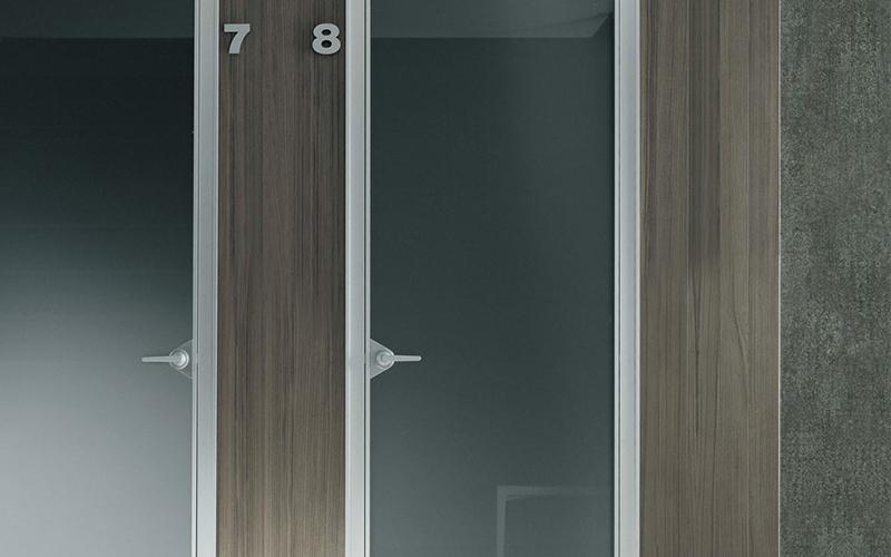 porta in cristallo porta a vetro porta design