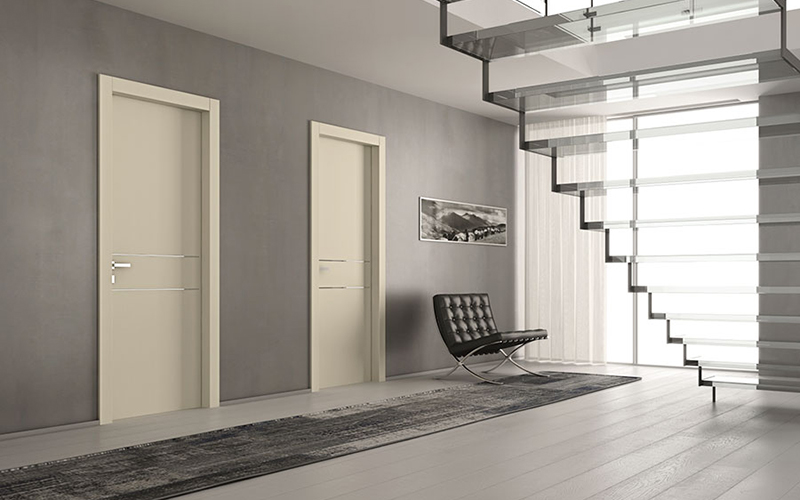 porta interna porta pantografata porta design
