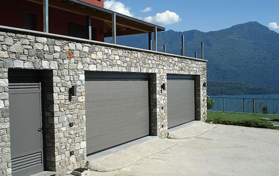 Garadge sezionali basculanti automatiche birrazzo porte e finestre